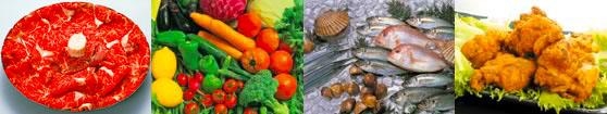 食材が本来持つ色合い=「記憶色」と、お客様が売場で求める色合い=「期待色」を一致